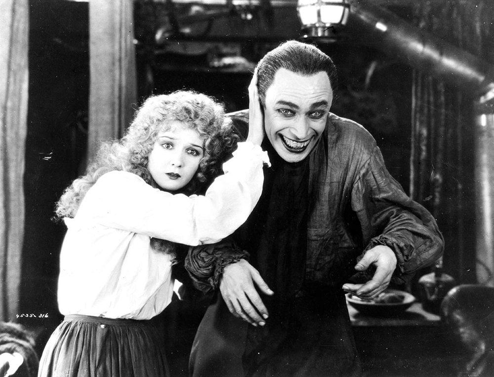 Blu ray lhomme qui rit 1928 conrad veidt