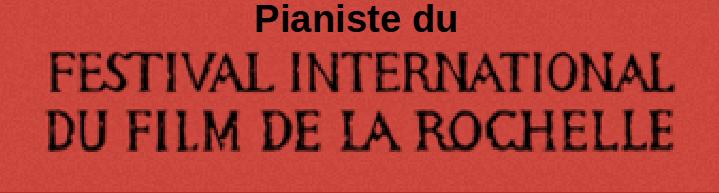 Festival La Rochelle