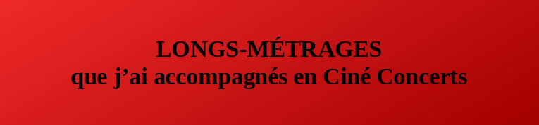 Long metrages accompagnes