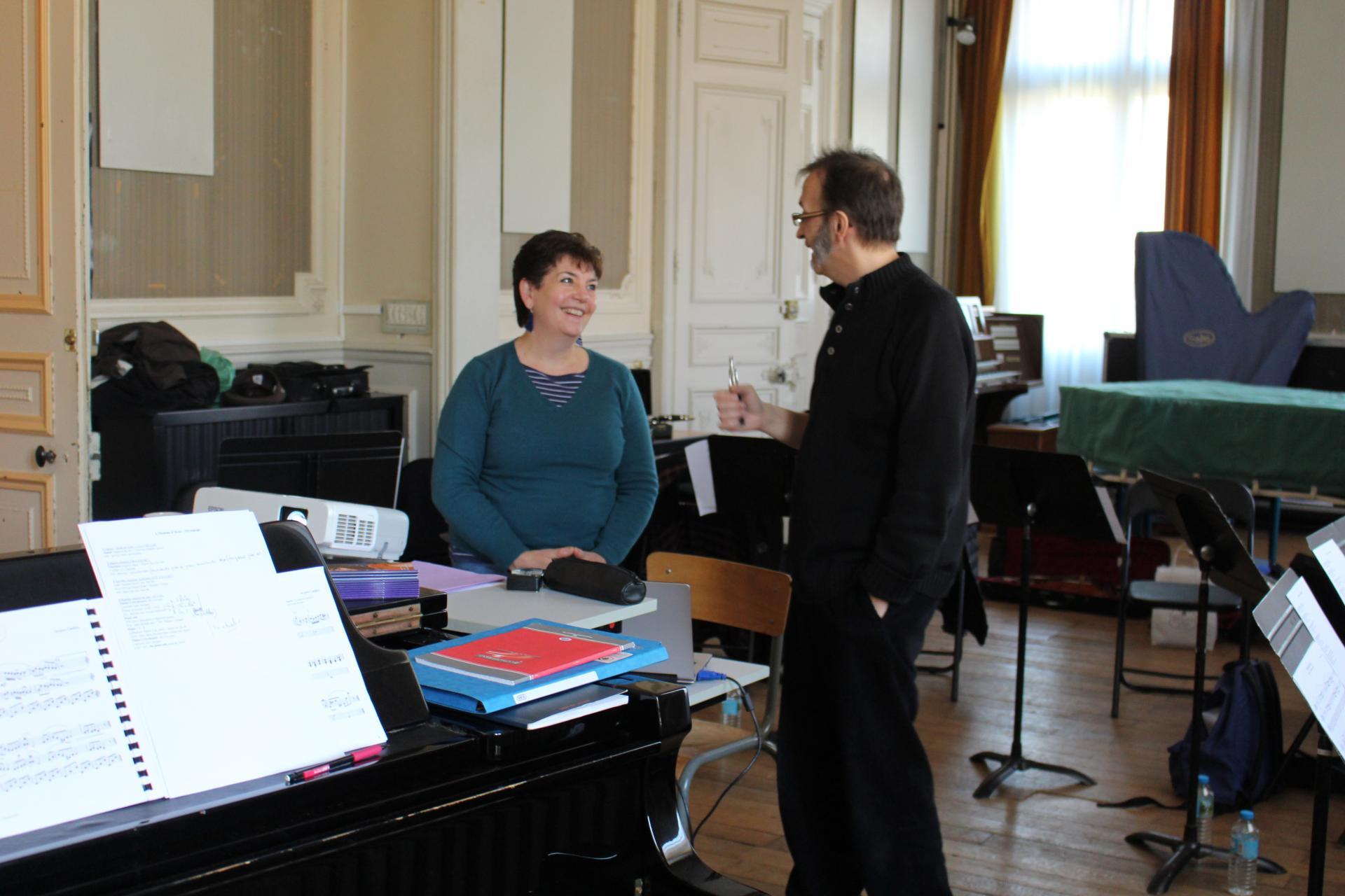 Valérie et Jacques