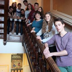 """Tutti en """"escalier"""""""