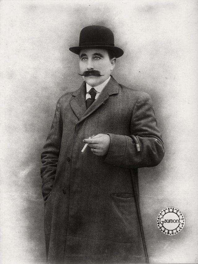 Edmond Bréon est Juve